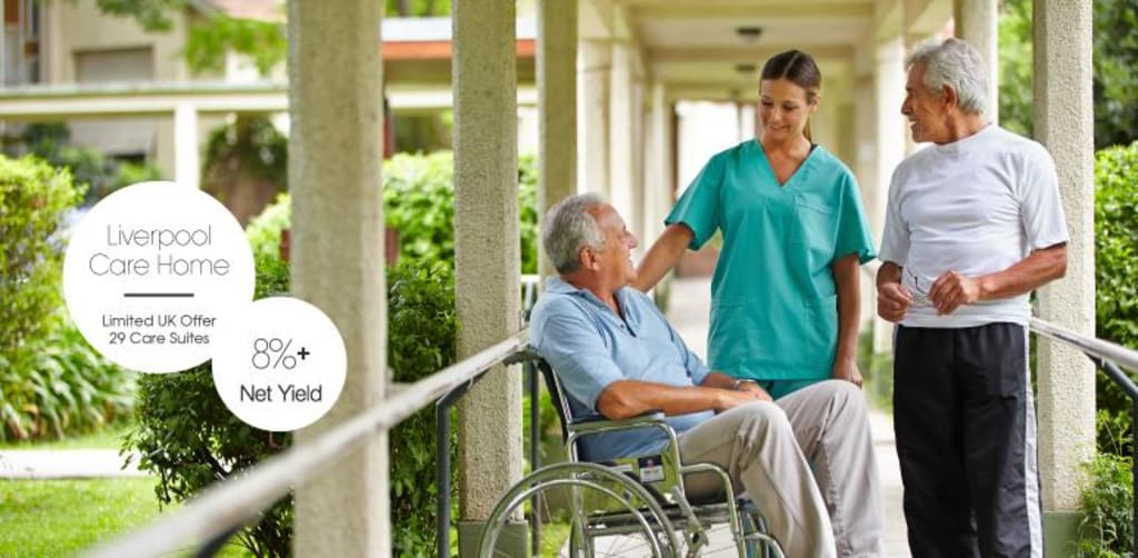 Fully Operational UK Care Home Investment