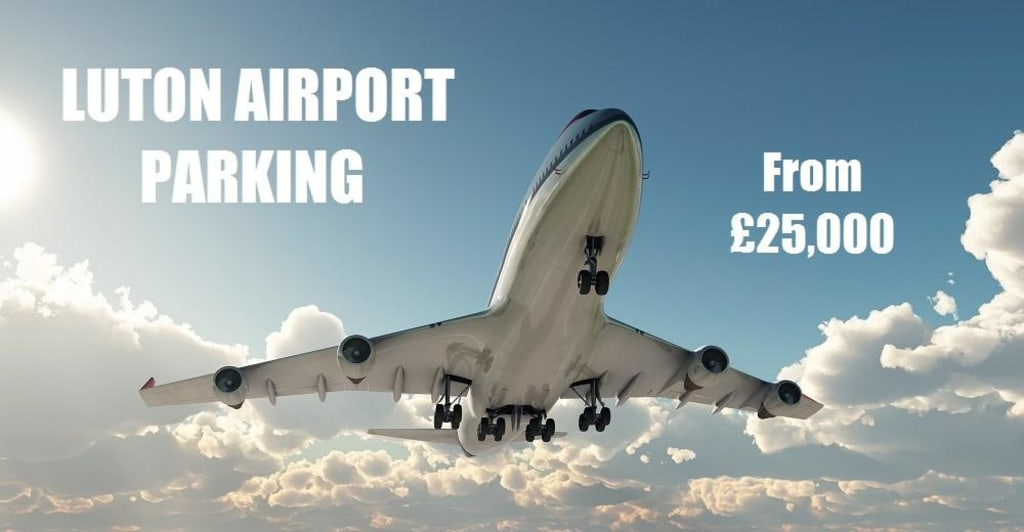 Luton Airport Parking Spaces at 25,000 GBP