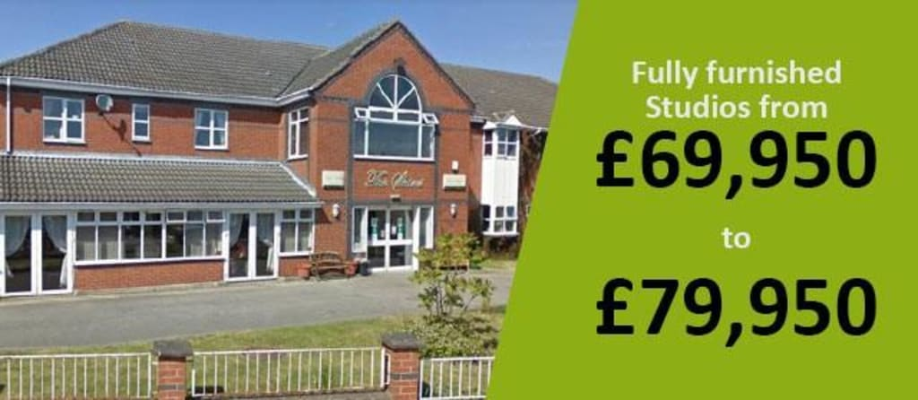 New Care Home Investment The Shires, Sutton-in-Ashfield, Nottinghamshire