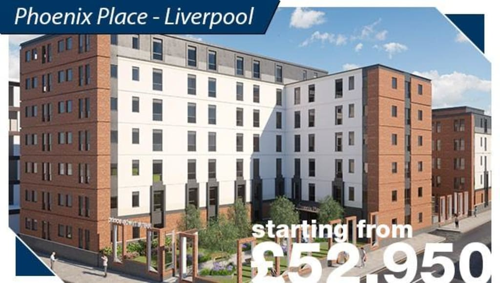 Phoenix Place Liverpool – Student Accommodation | 9% Net Yield