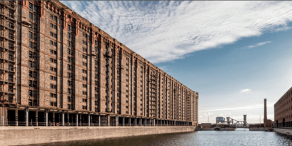 Tobacco Warehouse Water Front Luxury Apartments in Liverpool