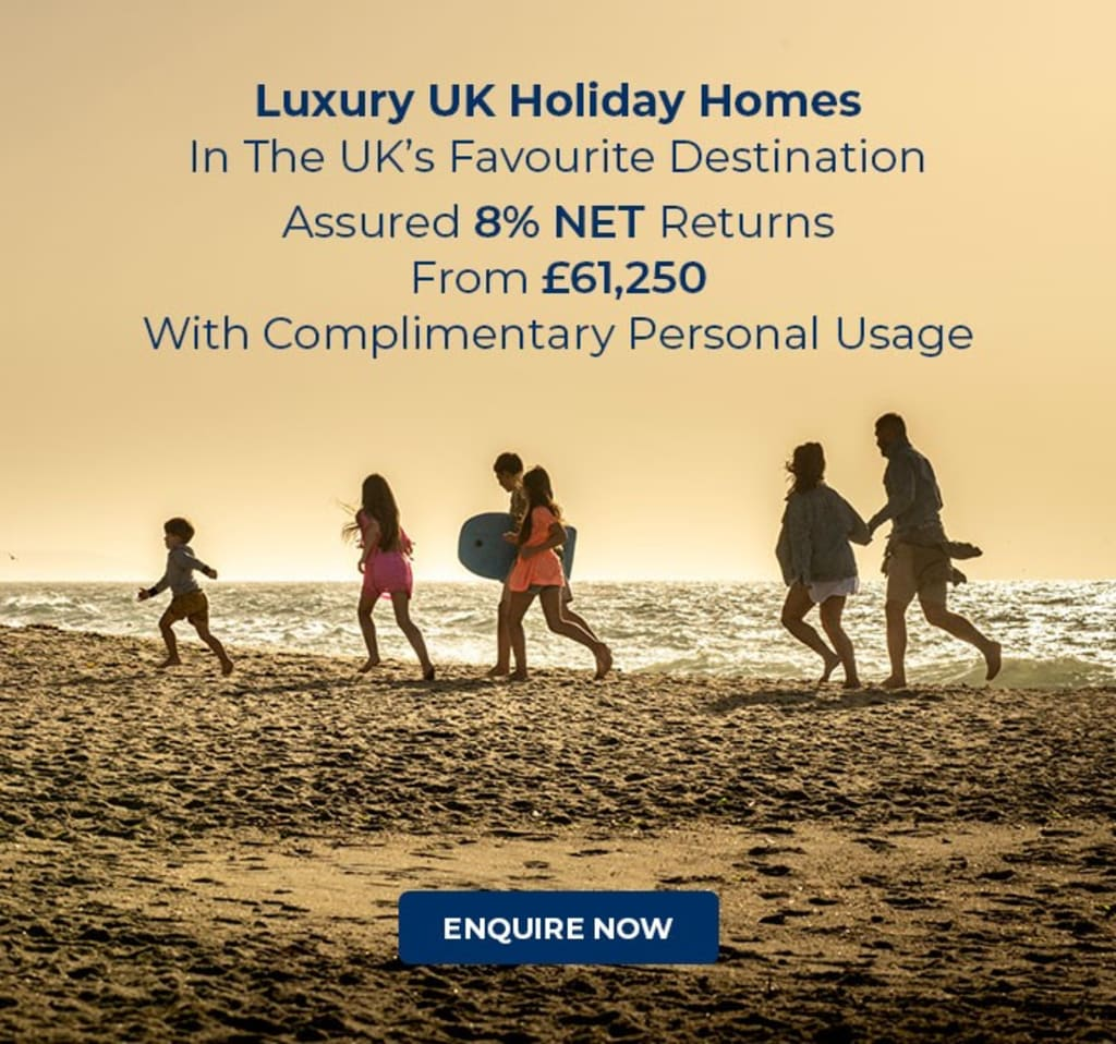 Cornwall Holiday Homes – 8pc fixed annual return