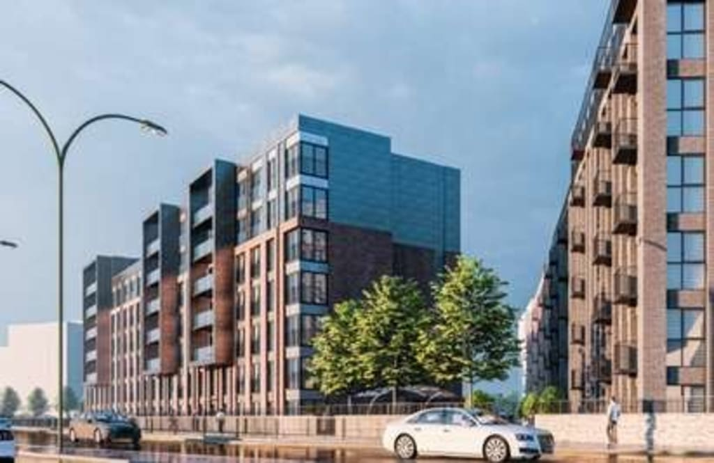 Modern Liverpool Apartments from £121,000