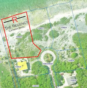 154,000 GBP. Superb 25,700 square feet Lots with direct access to Caribbean Sea