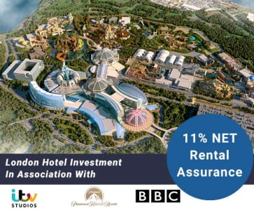 Paramount Resort | London Hotel Investment