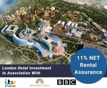 Paramount Resort | London Hotel Investment