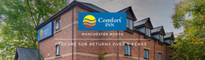 Comfort Inn Hotel - 8% Returns Per Annum