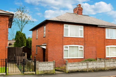 3 Bedroom Semi Detached Freehold Property Investment Bolton Lancashire