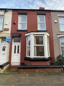 3 Bedroom Terrace House Liverpool Freehold Property Investment