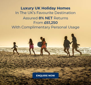 Cornwall Holiday Homes - 8pc fixed annual return