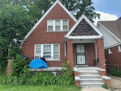Detroit USA Freehold Property Investments