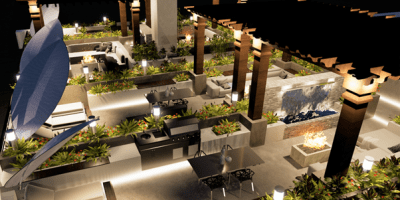Northern Cyprus Beach Front Line Development with a Payment Plan