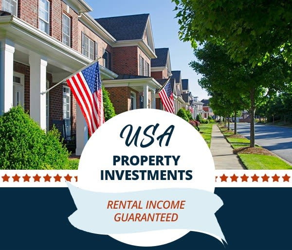 Guaranteed Rental Income 24 Percent per annum Backed by the USA Government