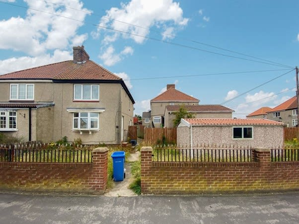 3 Bedroom Freehold Property Investment Hartlepool