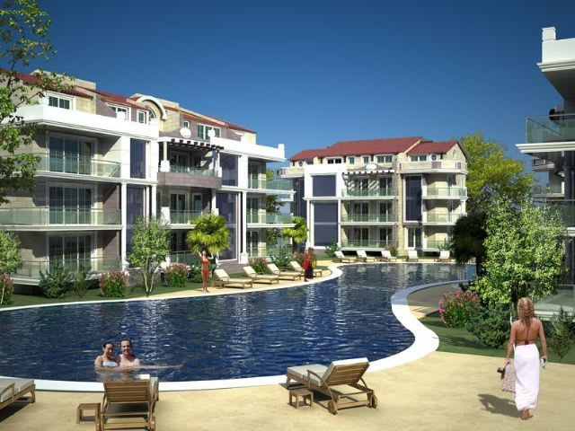 QUALITY APARTMENTS BELEK – 2 bed