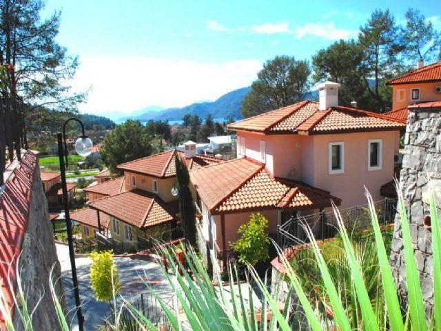 LUXURY DUPLEX APARTMENTS AND VILLAS IN GOCEK – 3 bed villa