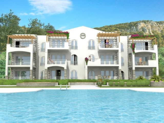 APARTMENTS WITH PICTURESQUE VIEWS IN AKBUK – 2 bed