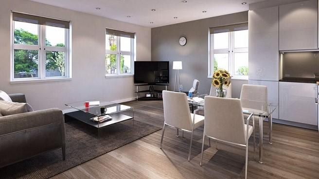 Two-Bed-Two Bath Apartments Wirral, Merseyside