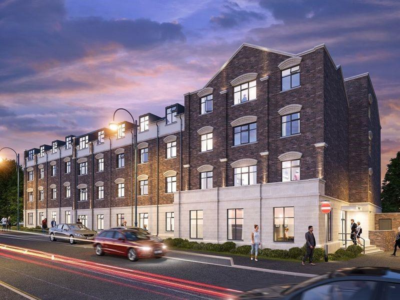 St Agnes House – Bristol – 8% Net Rental Guarantee