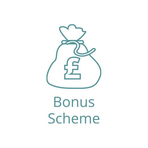 icon for bonus scheme