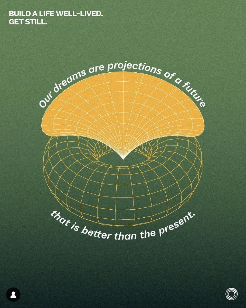 Manifest Your Future With Stillness