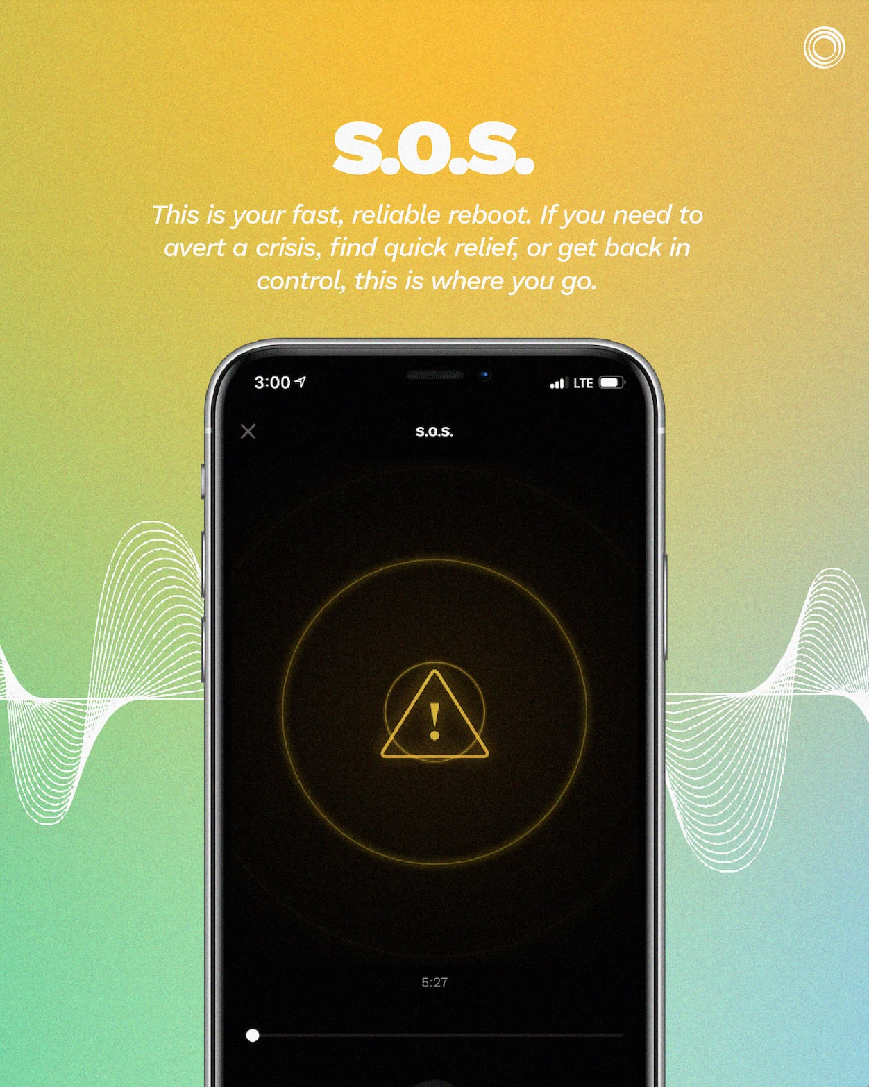 Why We Created The S.O.S. Feature