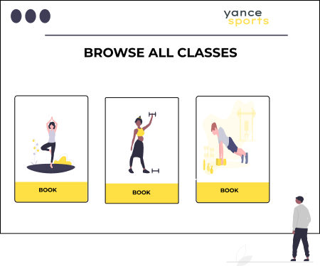 browse classes illustration