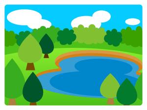 らいおんのぱぱー池