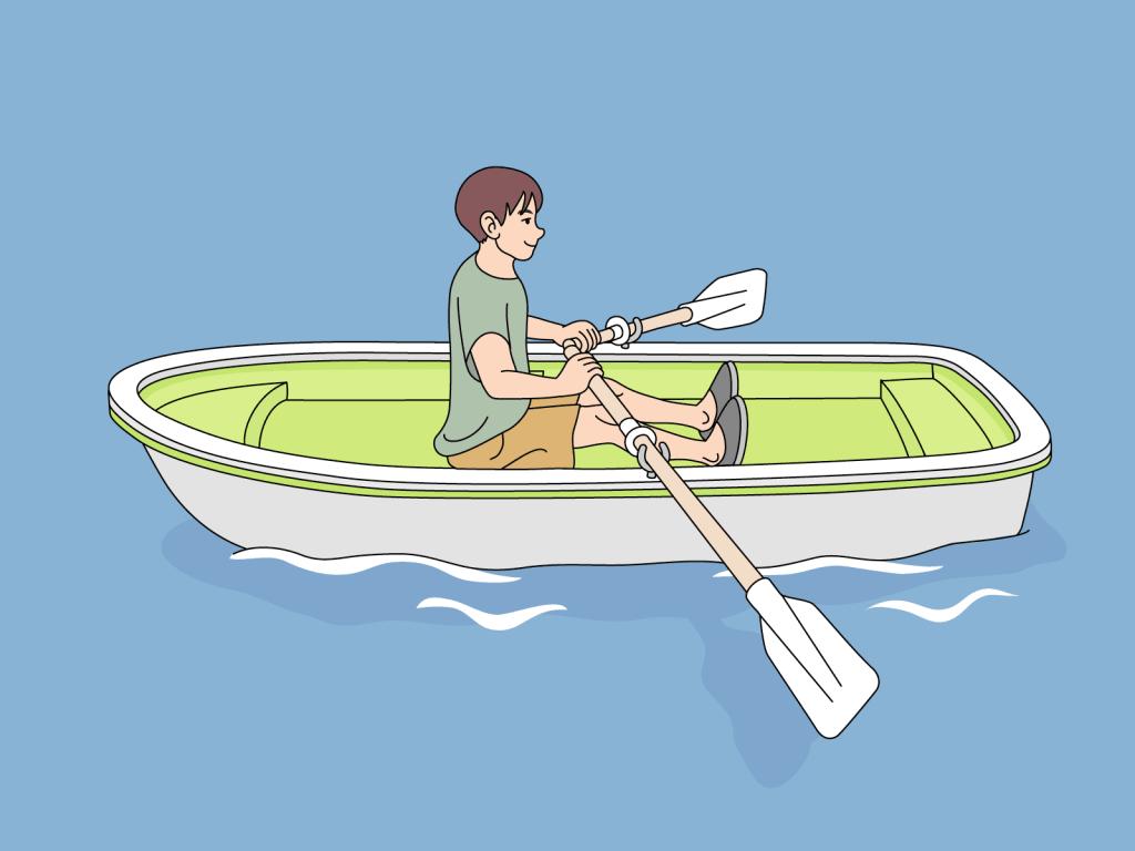らいおんのぱぱーレンタルボート