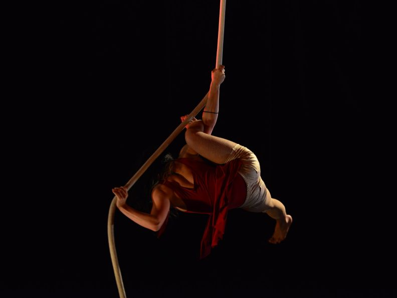 Levegőakrobatika, talajakrobatika, akrobatika