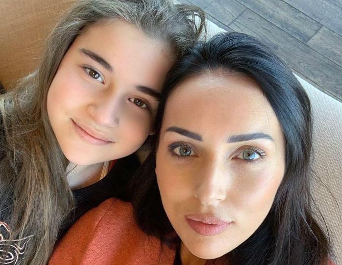 «Ты наше солнышко»: Алсу с нежностью поздравила дочь Микеллу с 12-летием