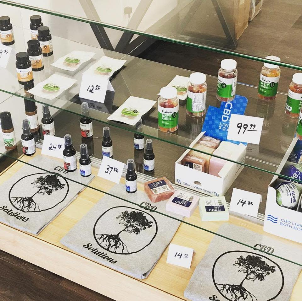 Where to Find CBD Products