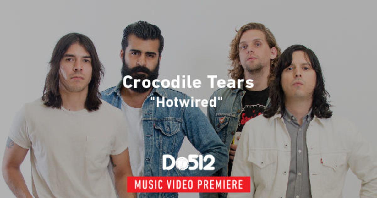 Crocodile Tears Music Video Premiere - Hotwired
