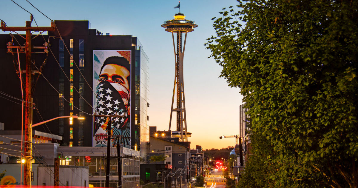 Your Guide To Iconic Seattle Photo Spots