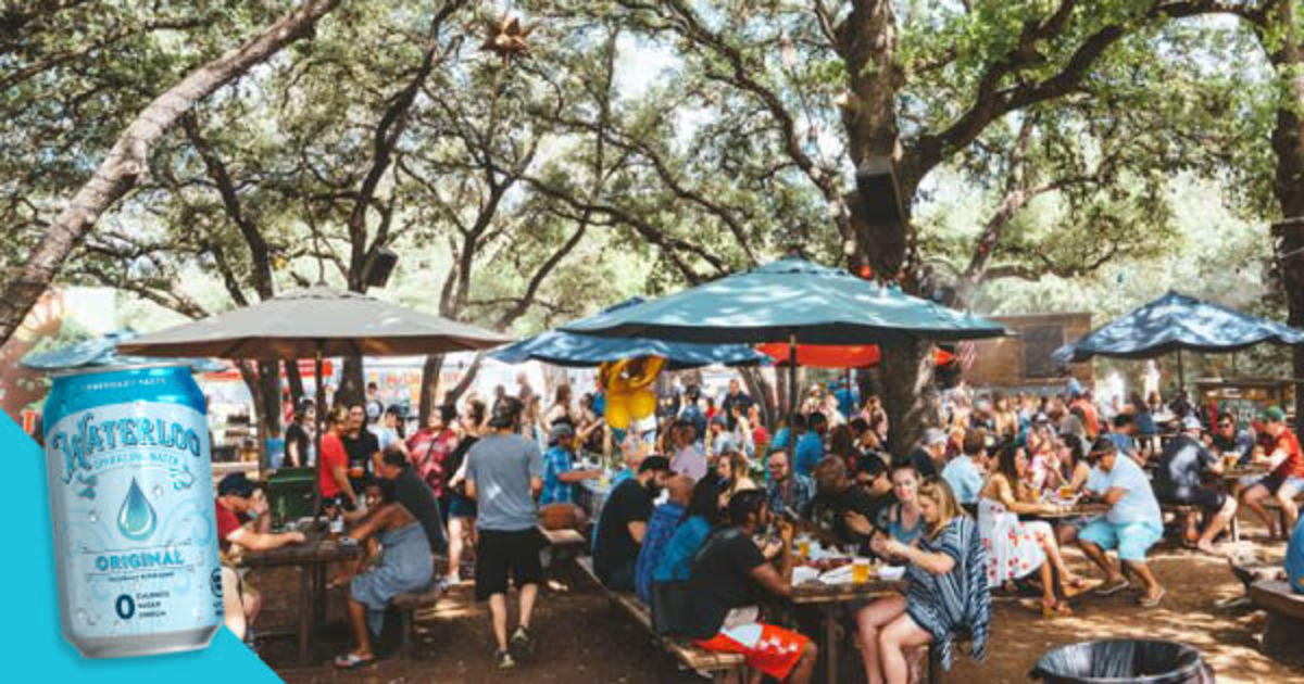 The Outdoor Guide to Austin