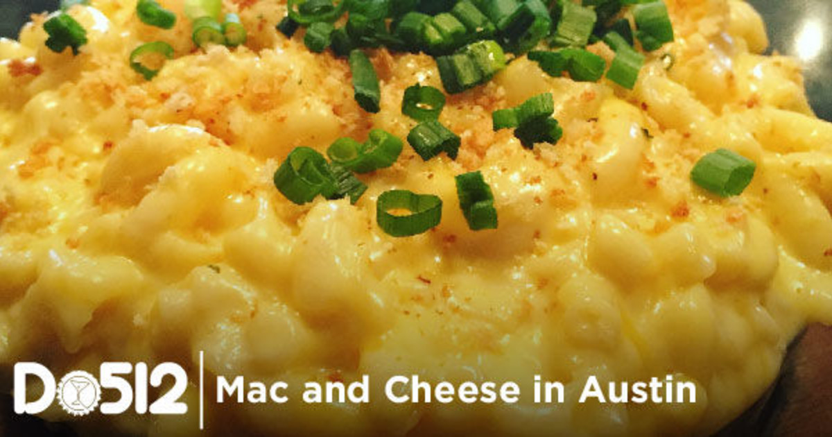Mac And Cheese In Austin