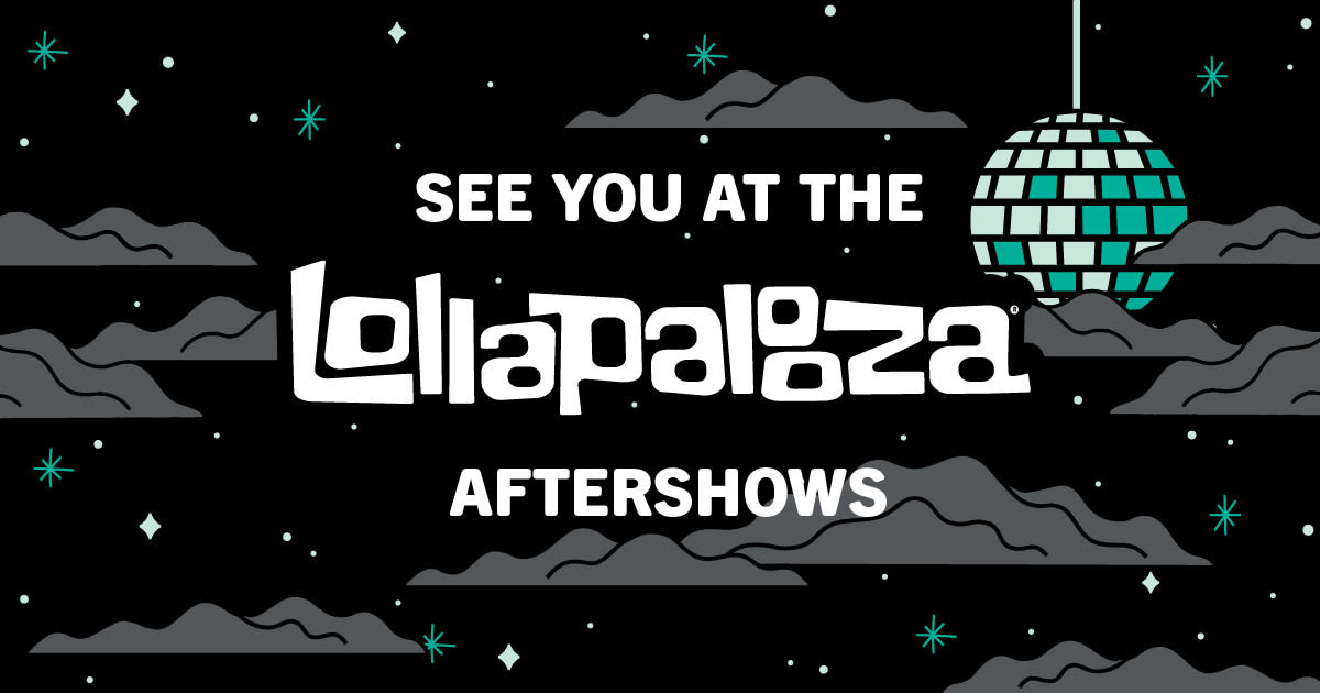 Official Lollapalooza Aftershows 2017