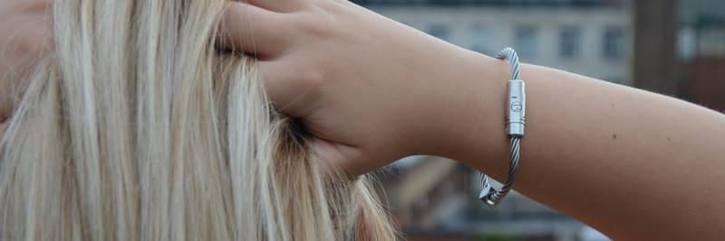 Cable™ Bracelets