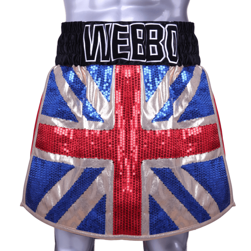 Boxxerworld Great Britain Gladiator  (Brandon)