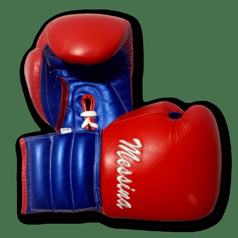 Boxxerworld Gloves Laced / Ridged (jessica)