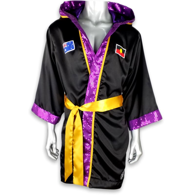 Boxxerworld Classic Robe Michael