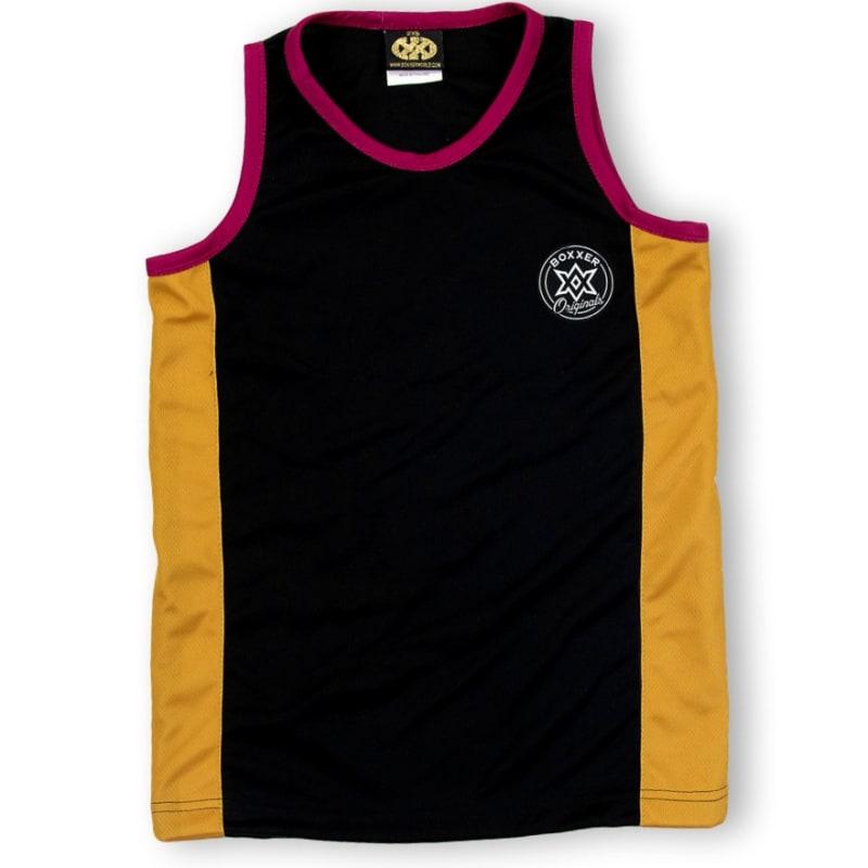 Boxxerworld Side Stripe Vest Carl