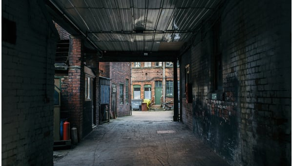 Portland Works Sheffield