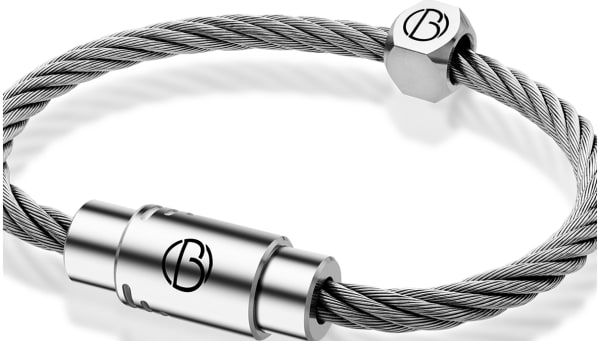 Stainless Steel Cable™ Bracelets
