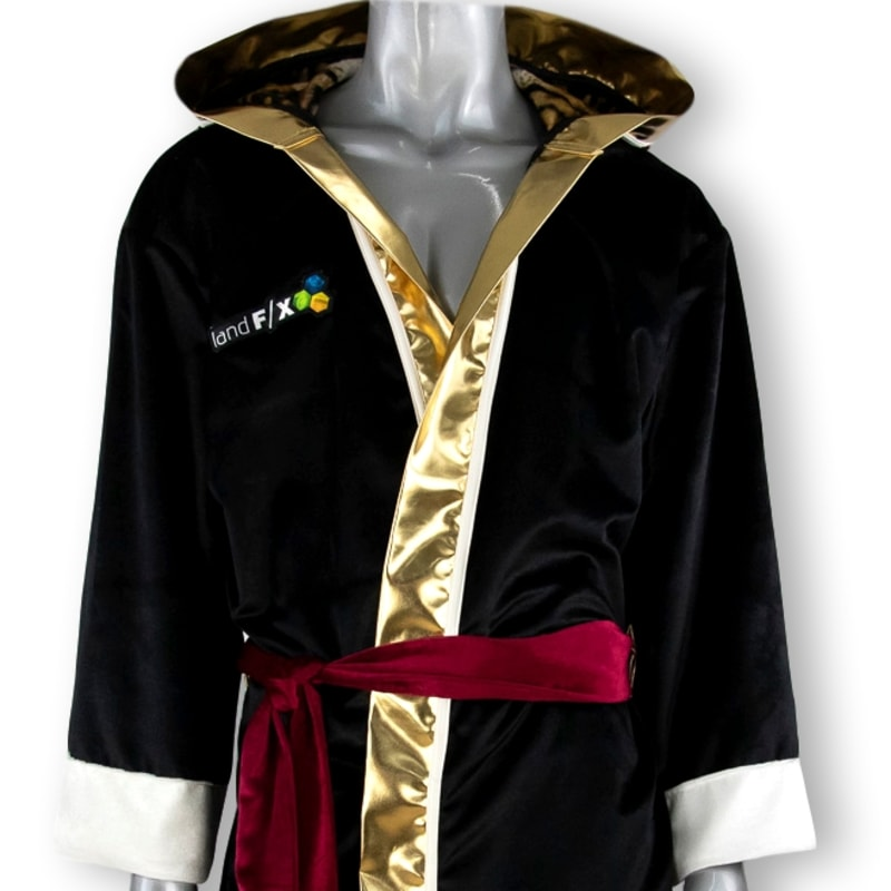 Boxxerworld Classic Robe Shelby