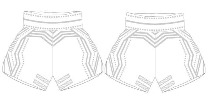 ROBOT MTS | Custom Muay Thai Shorts | Boxxerworld