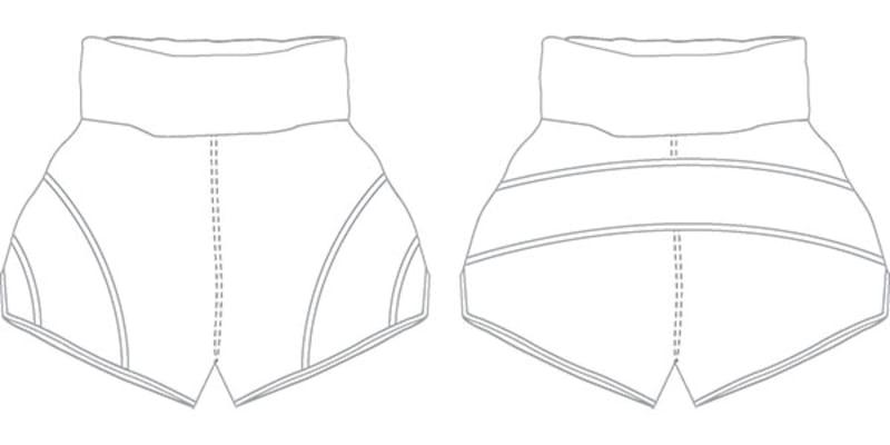 Comet MTS | Custom Muay Thai Shorts | Boxxerworld