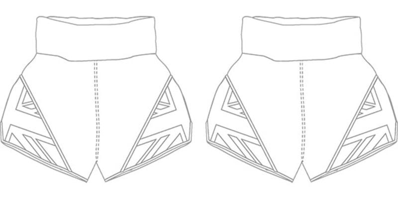 BRIT MTS | Custom Muay Thai Shorts | Boxxerworld