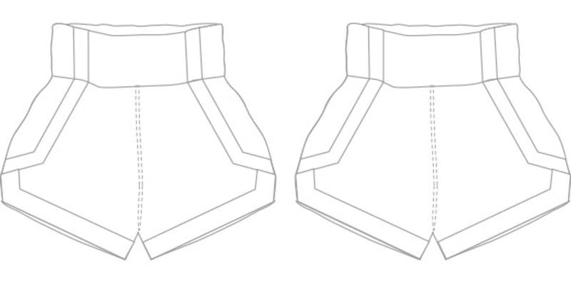 Cotto MTS | Custom Muay Thai Shorts | Boxxerworld
