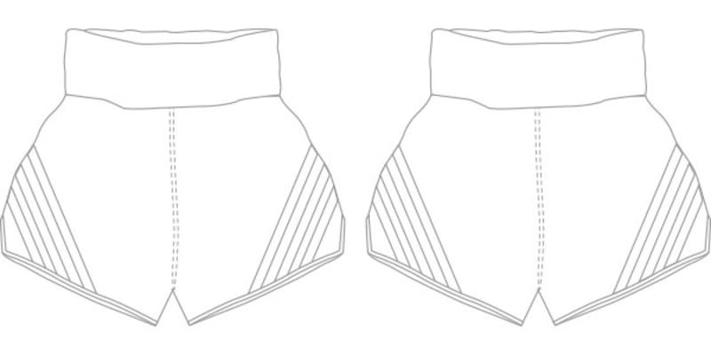 HORIZON MTS | Custom Muay Thai Shorts | Boxxerworld